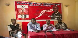 Haiti: Pitit Dessalines en mode observateur pour mieux veiller sur la transition