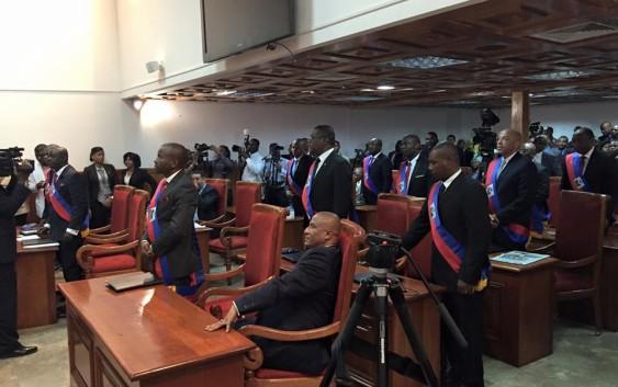 Haïti: Des dizaines de partis politiques plaident pour le maintien du Sénat