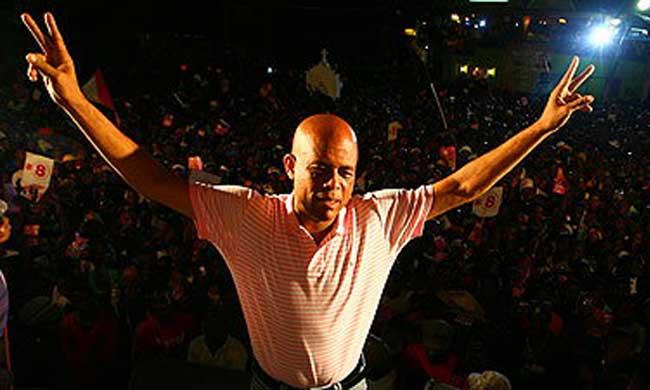 Haïti: Testé positif à la Covid-19, Michel Martelly  annule ses spectacles de fin d'années