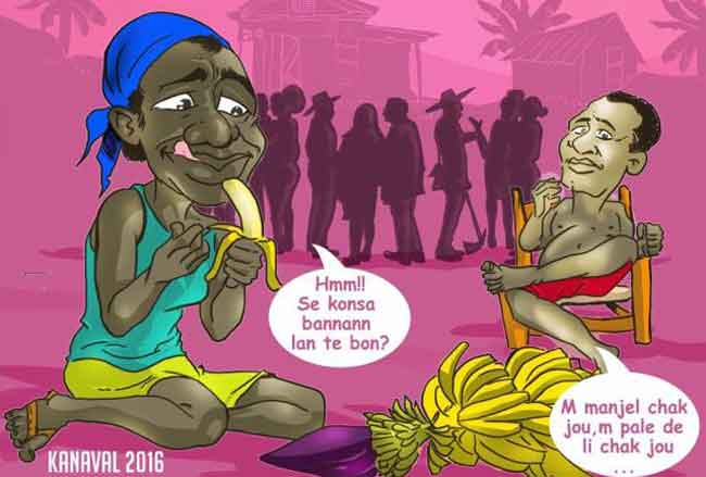 """HAITI: """"2 queues nan dèyè Ti LiLi"""", sera le titre de la méringue 2017 de Sweet Micky"""