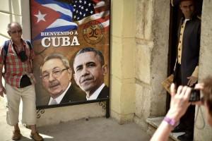 Monde: Arrivée historique à Cuba du Président des États-Unis Barack Obama