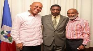 Haiti: Enex Jean-Charles serait l'éventuel Premier ministre désigné