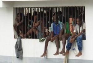 Haiti-Prison
