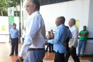 Haiti: Le Président Jocelerme Privert dément avoir été à l'hôpital en République Dominicaine