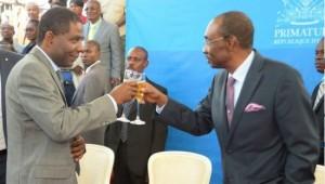 Haiti: L'ex Premier Ministre Evans Paul écrit au Premier Ministre Enex Jean Charles