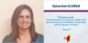 Haiti: Stéphanie Balmir Villedrouin souhaite la bienvenue au Ministre Didier Hyppolite