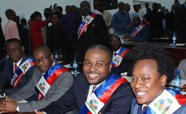 HAITI: La declaration de la politique generale de Fritz Jean est rejetée par la chambre basse
