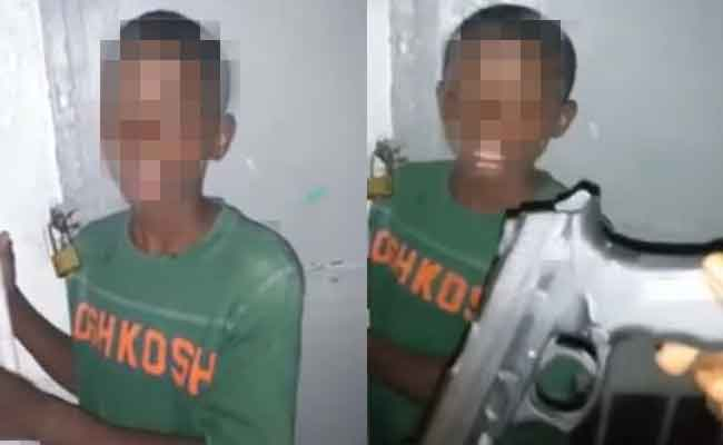 HAITI: Les malfrats utilisent des enfants pour assassiner des policiers ( VIDEO )