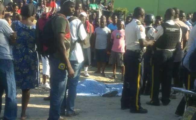Haïti: Démantèlement du gang de Troujanpyè par la Police Nationale