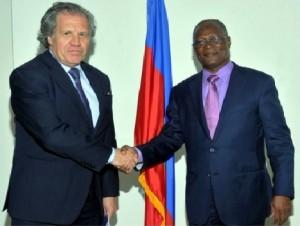 Haiti: L'OEA exhorte les parlementaires à assumer pleinement leurs responsabilités
