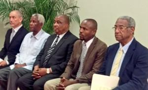 Haiti: Installation des membres de la Commission de Vérification Electorale