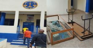 Haiti: La douane de Belladère saccagée par des individus mal intentionnés