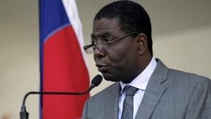 Haiti:  Enex Jean-Charles «Le gouvernement n'avait demandé aucune aide pour les élections»
