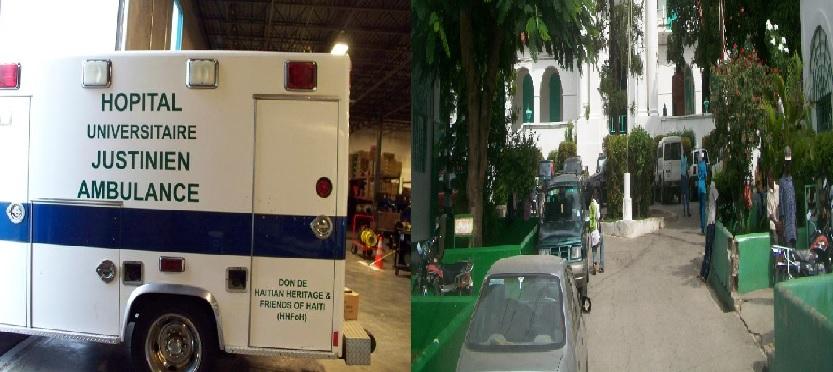 HAITI: L'hôpital Justinien fortement affecté par une grève des médecins résidents ( VIDEO )