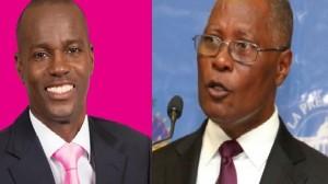 Haiti: Jocelerme Privert «Je n'ai jamais déclaré que Jovenel Moise était arrivé en 5ème»