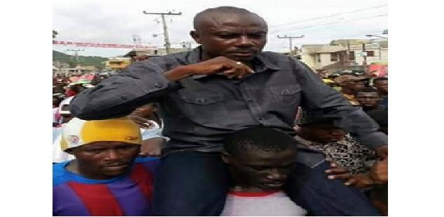 Haiti: Moise Jean Charles  appelle l'opposition  à l'unité pour obtenir la démission de Jovenel Moise