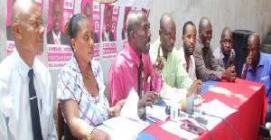 Haiti: Appel à la mobilisation générale contre le Président Jocelerme Privert