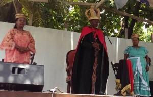 Haiti: Le Hougan Augustin St Clou proclamé «Roi Danti» roi de la communauté du vaudou