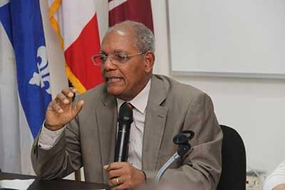 Haïti: Rosny Desroches «Les attaques contre des écoles privées sont inacceptables »