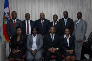 Haiti: Publication du calendrier électoral dans un (1) mois et demi (1/2)