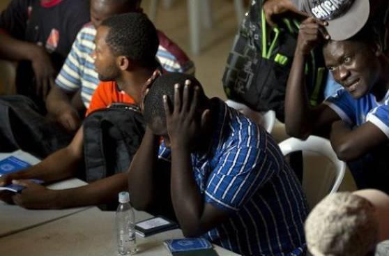 Monde: Les haïtiens effrayés par la campagne de déportation de l'administration Trump