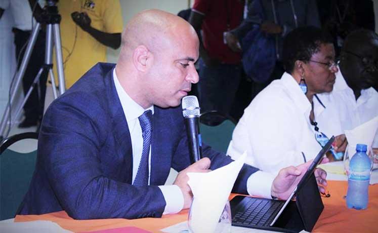 Laurent Lamothe au Parlement pour témoigner de sa gestion du fonds Petro-Caribe