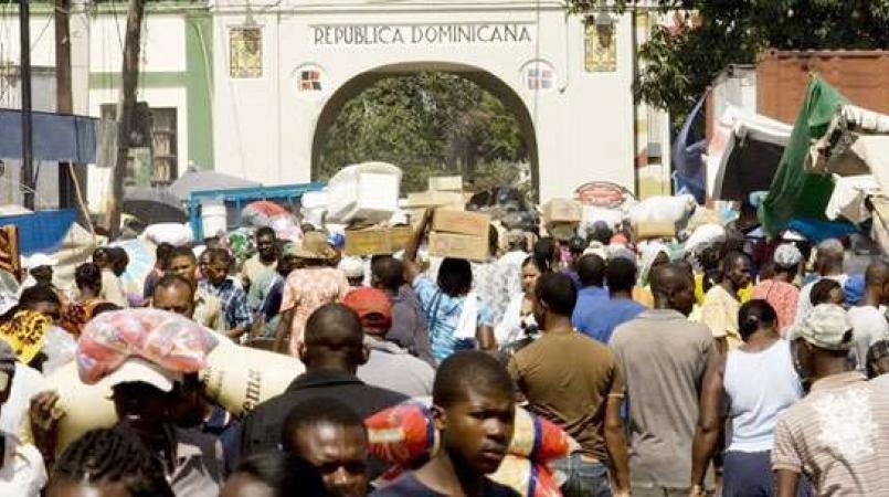 Haiti: Lancement d'un nouveau projet visant à lutter contre le travail forcé à la frontière haitiano-dominicaine