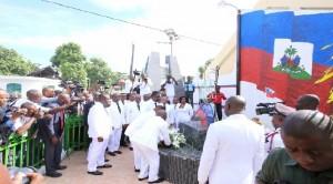 L'hypocrisie dessalinienne: À quoi sert la fête du drapeau en Haiti?