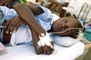 Haïti : Les autorités sanitaires lancent l'alerte rouge face au choléra