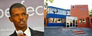 Haiti: Les locaux Gama de Mathias Pierre, criblés de balles par des individus armés