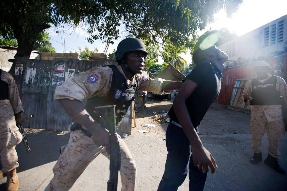Haiti: Arrestation de Tony Dérilus «king Toto» et de Guitho Louis «Cerceau» présumés auteurs du massacre à La Saline