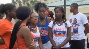 Haitian-students