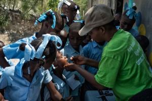 Haiti: Soutien au gouvernement par l'ONU d'une campagne de vaccination contre le choléra