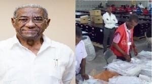 Haiti: François Benoît «Près de 70 % des procès verbaux sont déjà vérifiés par la Commission»