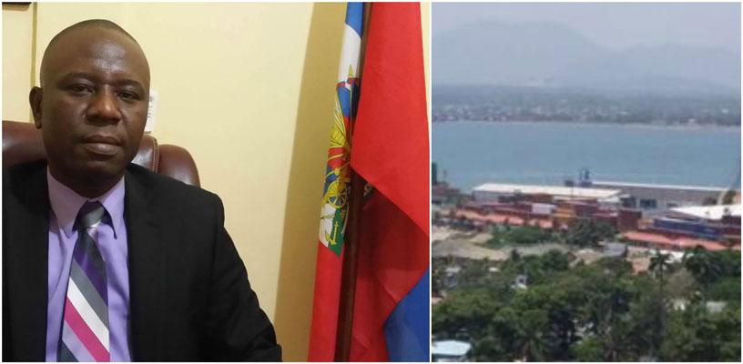 HAITI: Un nouveau directeur à la douane du Cap-Haitien ( Video )