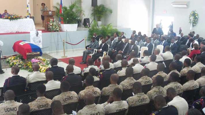 HAITI: Tisson Jean-Louis était un policier exemplaire ( R.I.P )