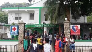 Haiti: Près de 50% des admissions au service des urgences de l'Hôpital de l'Université d'État d'Haïti sont des cas d'AVC