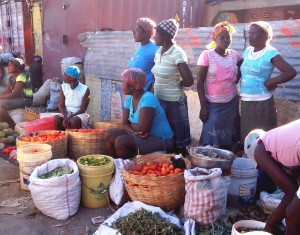 Haiti: Marche paysanne contre la sécheresse dans la ville des Gonaïves