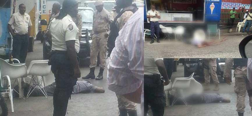 HAITI: Un policier abattu par des bandits armés