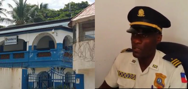 HAITI: 30 personnes emprisonnées par la police dans le nord en une semaine ( video )