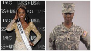 Monde: Une lieutenante de l'armée américaine est Miss USA 2016