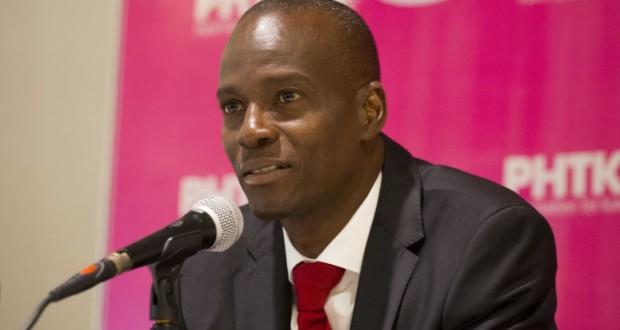 L'UCREF soupçonne le candidat présidentiel du parti PHTK Jovenel Moïse dans des activités de blanchiment