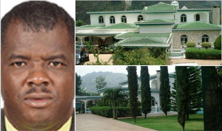 Une maison éstimée à $800,000 u.s et habitée par le député Rony Celestin confisqué par l'état haïtien (VIDEO)