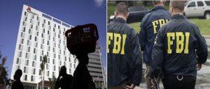 FBI-Mariott