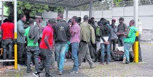 Monde: SOS en faveur des migrants haïtiens et cubains bloqués à la frontière Colombie/Panama