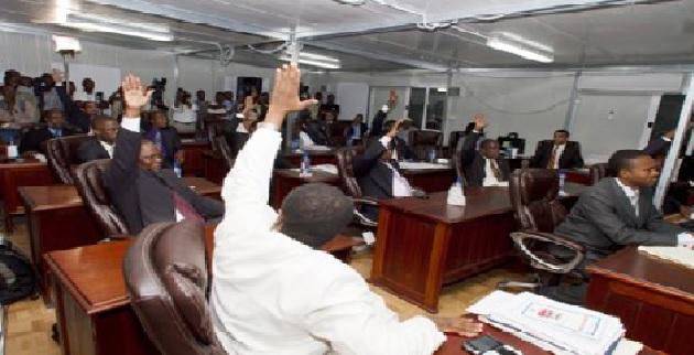 Haiti: 11 sénateurs demandent au président de la chambre haute de prendre acte du vote des députés