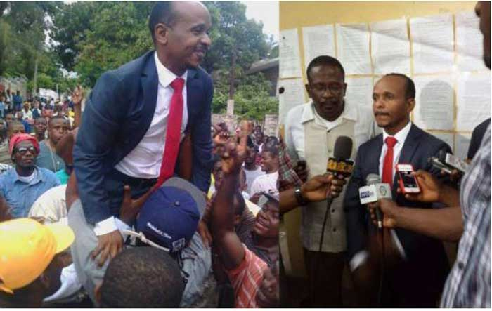 Les Port-au-princiens et Delmasiens ont dénoncé l'irrespect d'Assad Volcy.