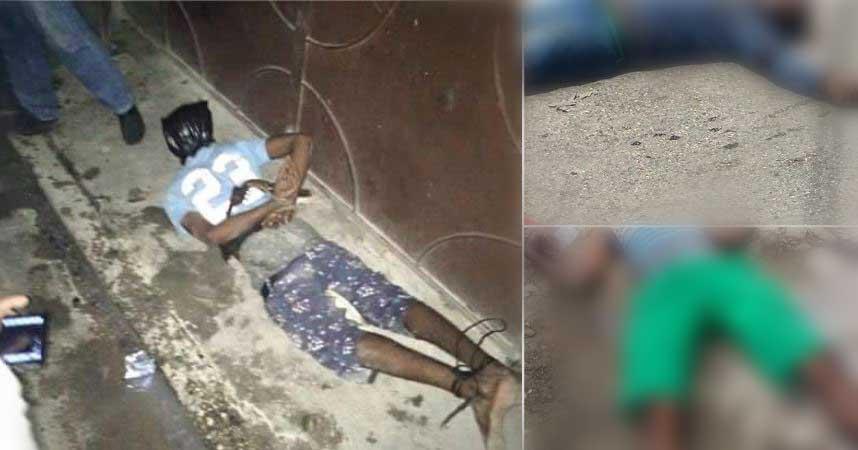 HAITI-INSÉCURITÉ: Deux bandits sont morts, l'autre arrêté par les autorités policières