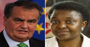 Monde: Un politicien italien victime de sorcellerie pour avoir traité de singe une ex-ministre