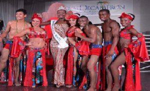 Haiti: Suzana Sampeur est Miss World Haïti 2016